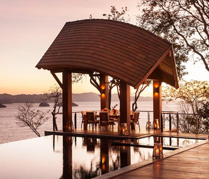 Four Seasons Resort Costa Rica Casa del Cielo residence estate