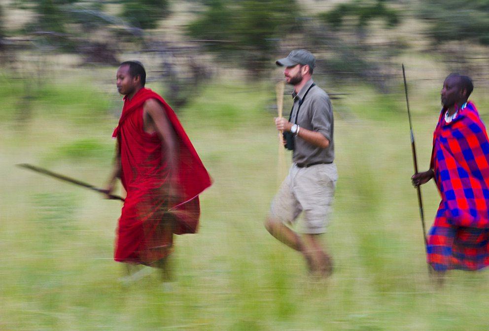 Four Seasons Serengeti Masai Walking Safari