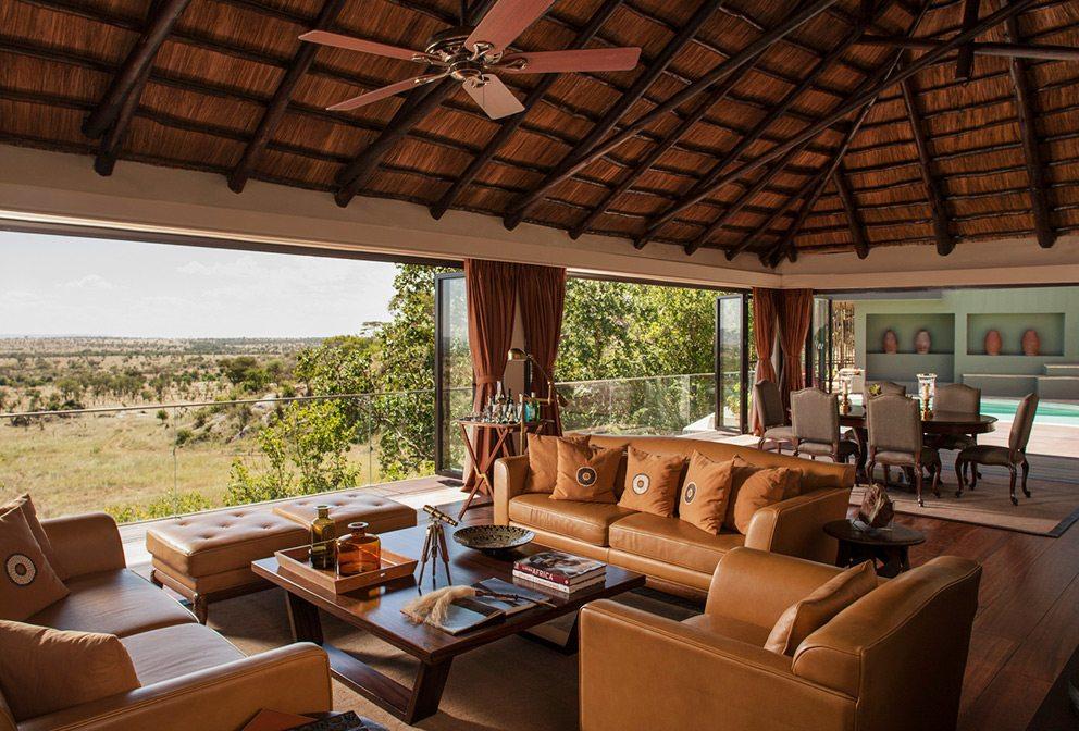 Four Seasons Serengeti Presidential Villa