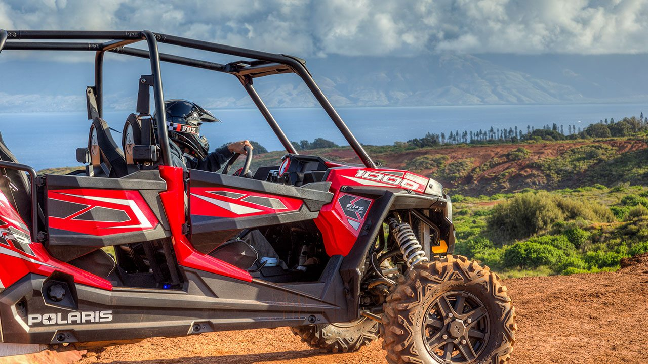 Go Off-Roading in Lanai