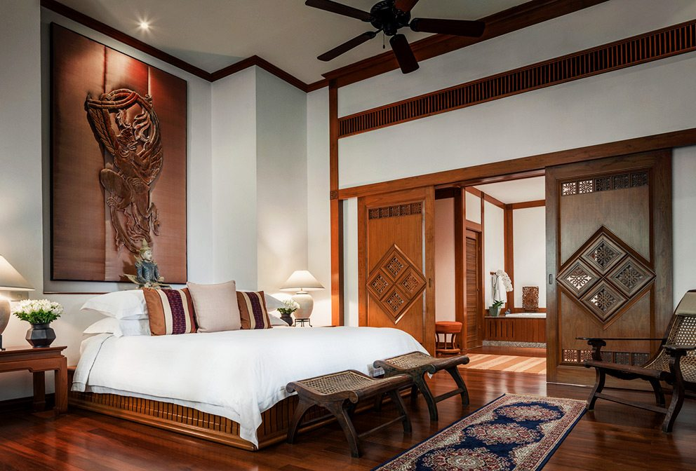 Four Seasons Chiang Mai Penthouse Suite