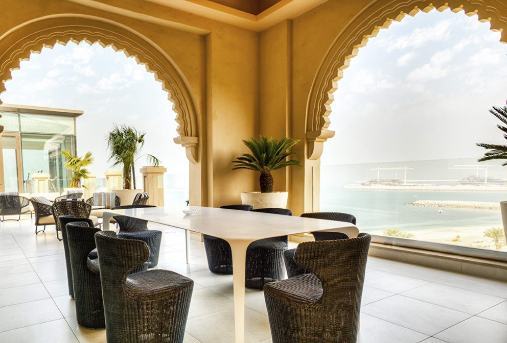 Four Seasons Dubai Penthouse Suite