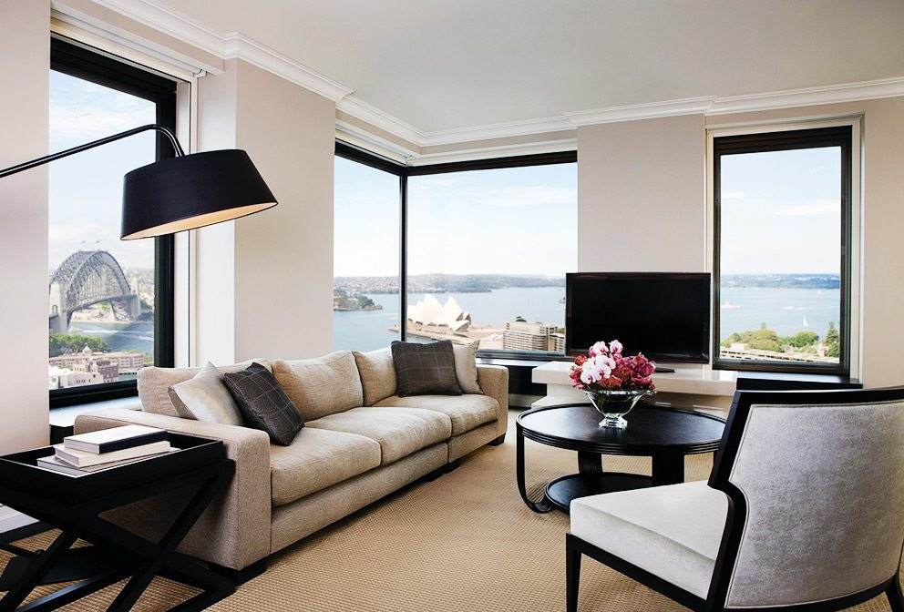 Four Seasons Sydney Presidential Suite