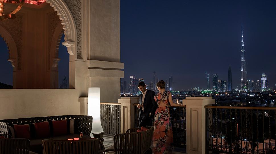 Mercury Lounge In Dubai