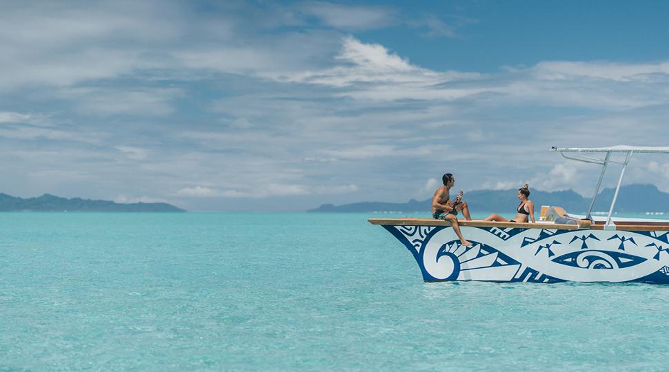 Yacht In Bora Bora 970x540