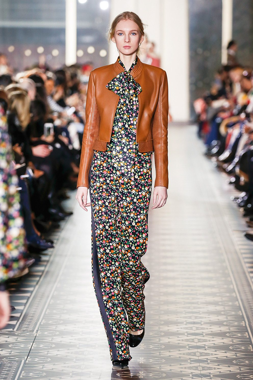 Tory Burch Fall Winter 2016 Runway Look