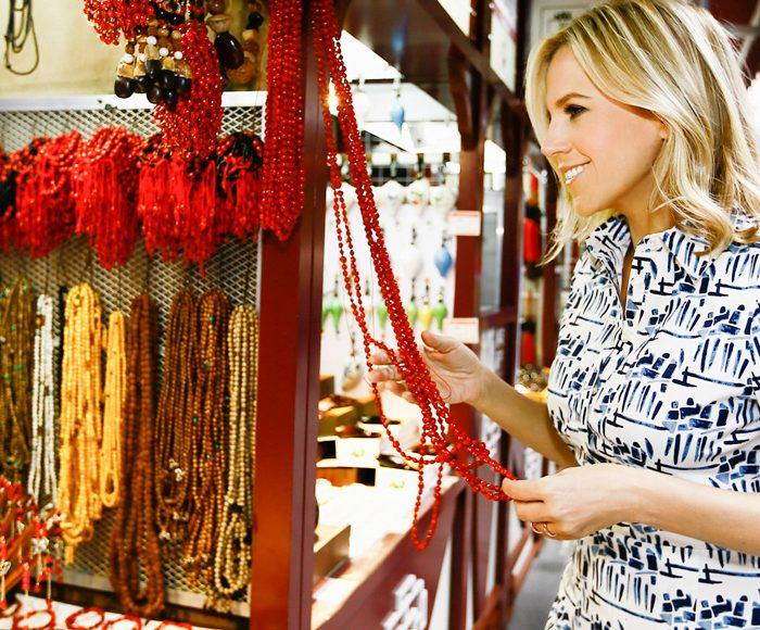 Tory Burch in Shanghai