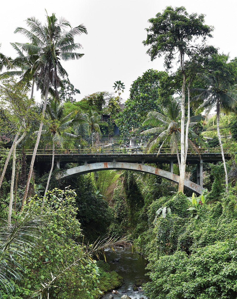 Pura Gunung Labah, Tjampuhan (Or Campuhan) Bridge, Ubud, Bali