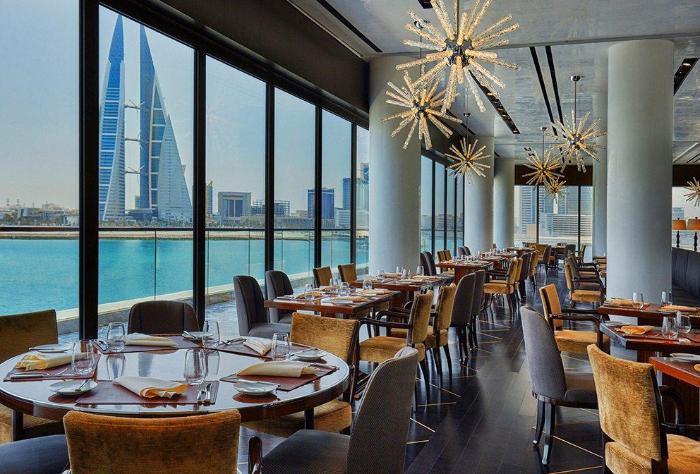 Japanese Restaurant Gulf Hotel Bahrain