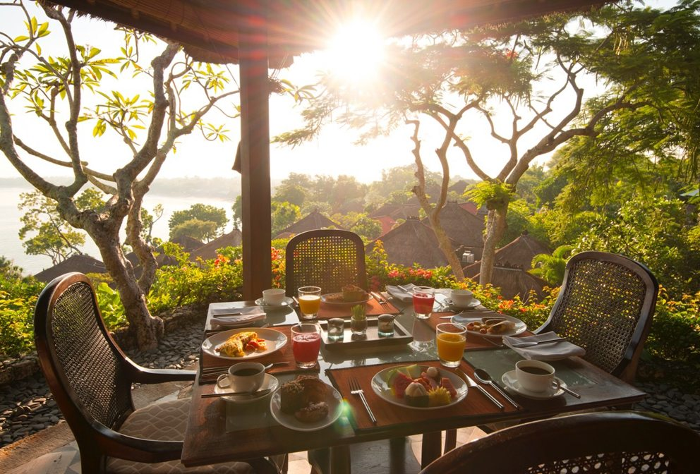 Bali Sunrise Breakfast