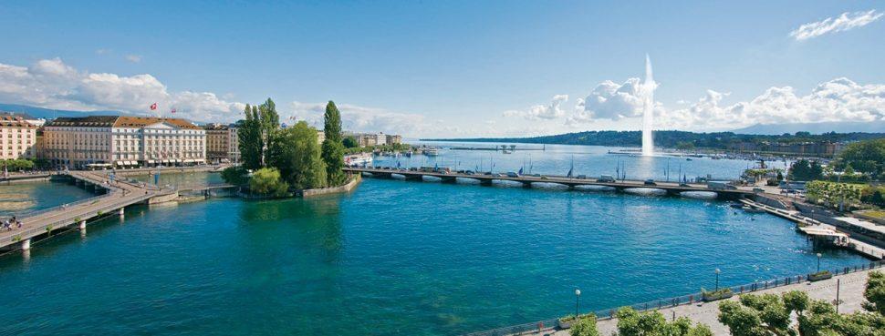 Four Seasons Hotel Bergues Geneva, Switzerland