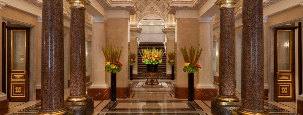 Hotel St Petersburg, Russia