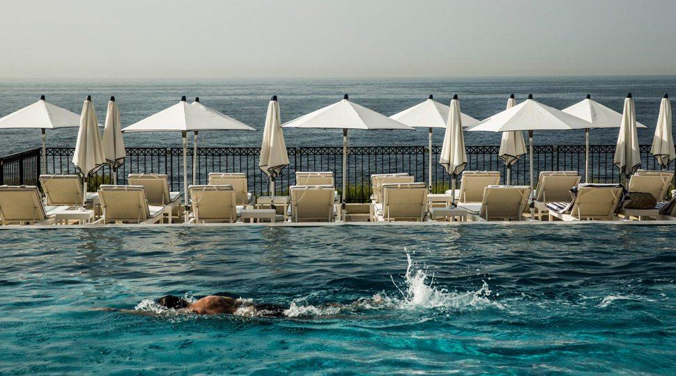 Cap Ferrat pool