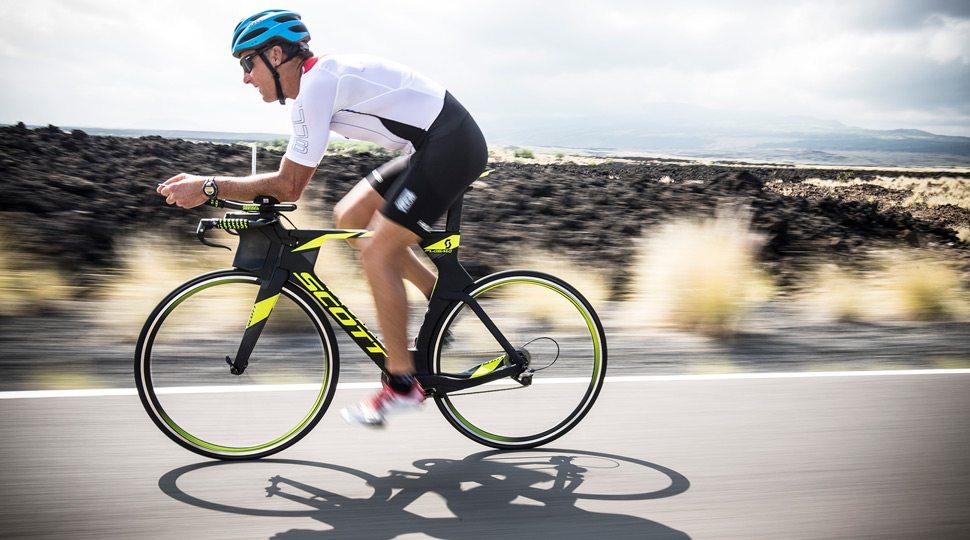 Hualalai triathlon biking