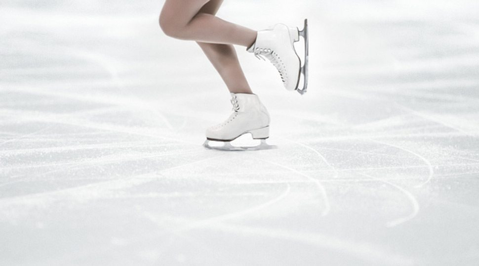 Moscow ice dancing