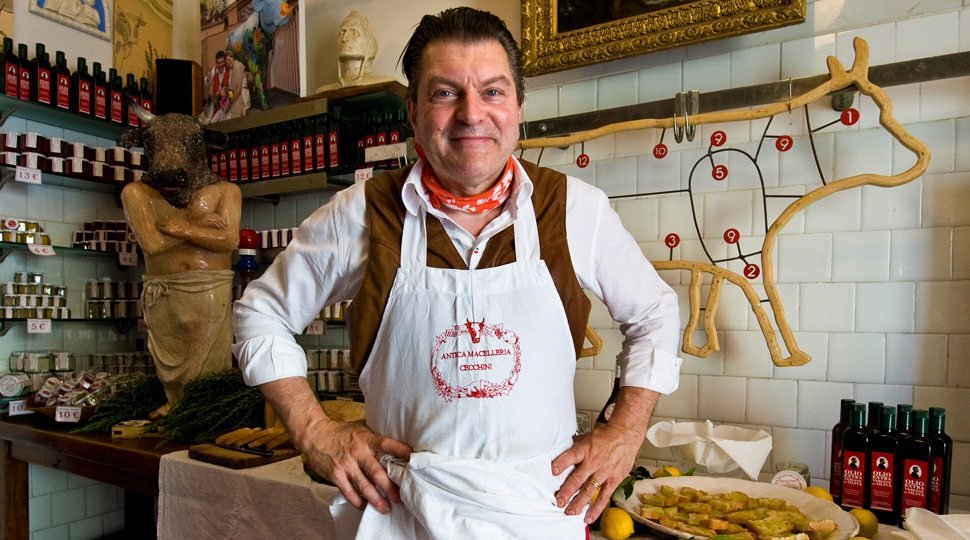 Florence Butcher Dario Cecchini