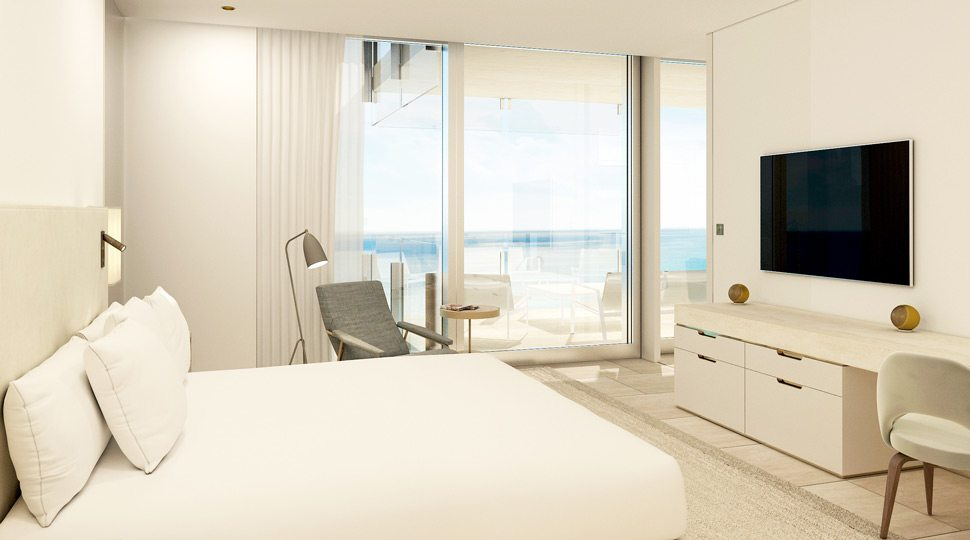 Four Seasons Surf Club Bedroom
