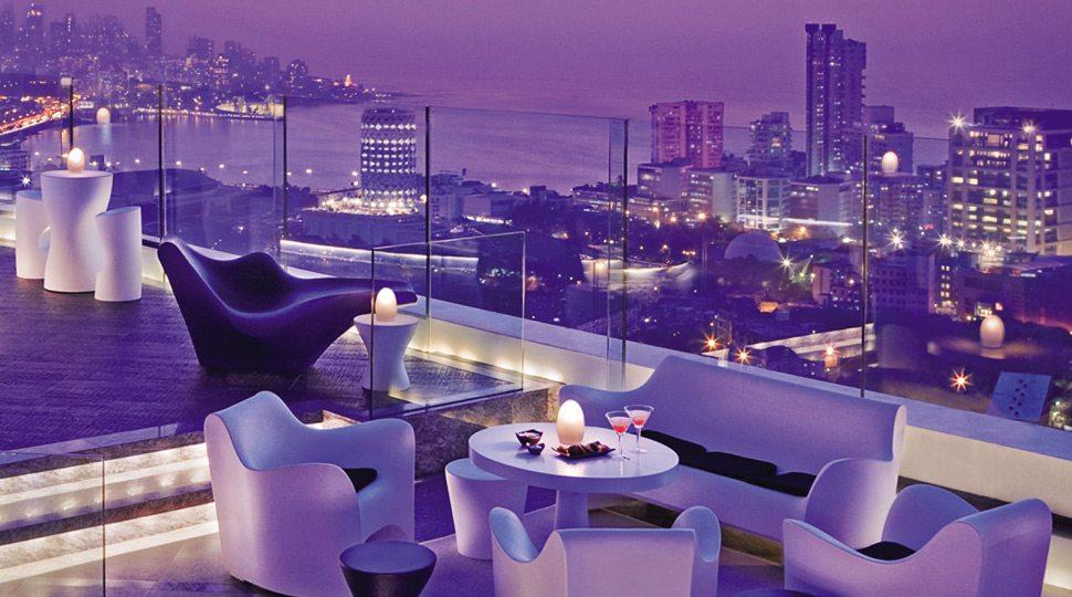 Mumbai Rooftop Bar