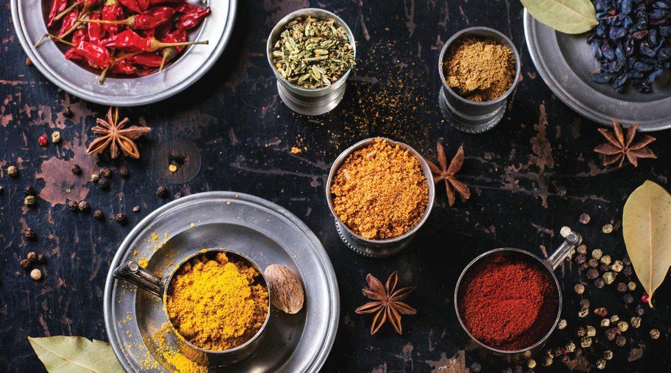 Mumbai Indian Spices