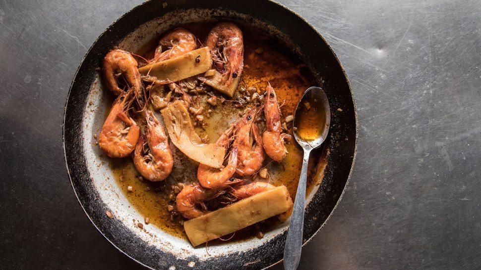 Zanaya Tecuala Shrimps