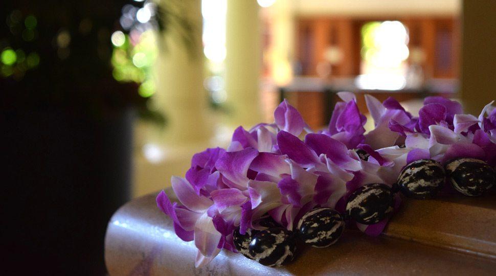 Lei in Maui