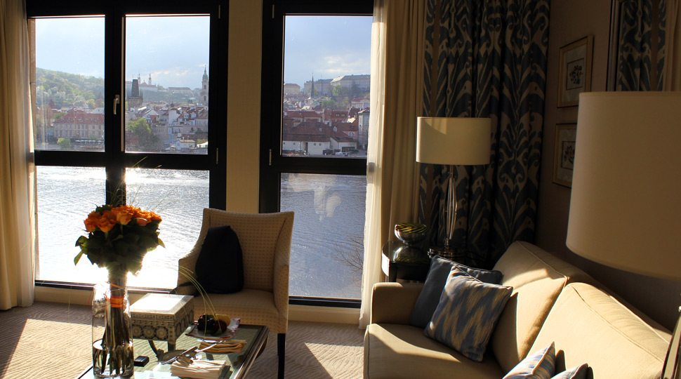 Suite view at Four Seasons Budapest