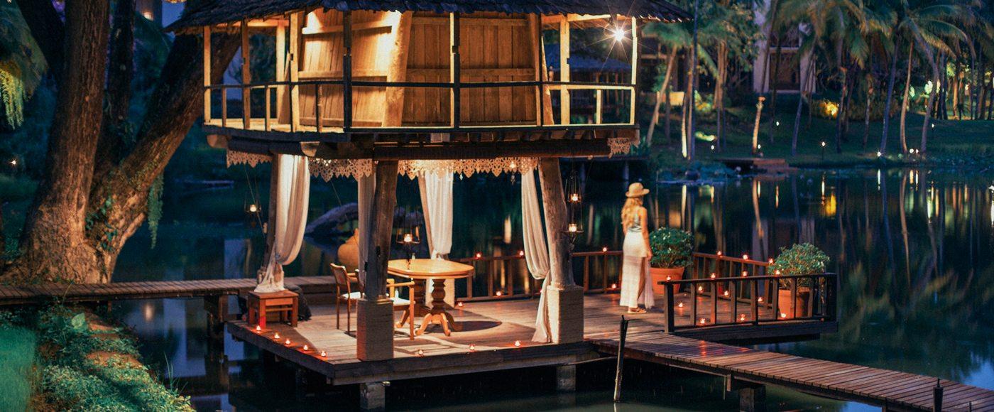 Rice Barn at Four Seasons Resort Chiang Mai