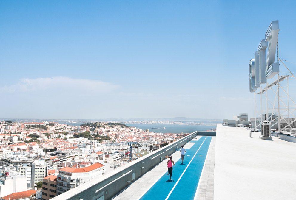 Four Seasons Lisbon view