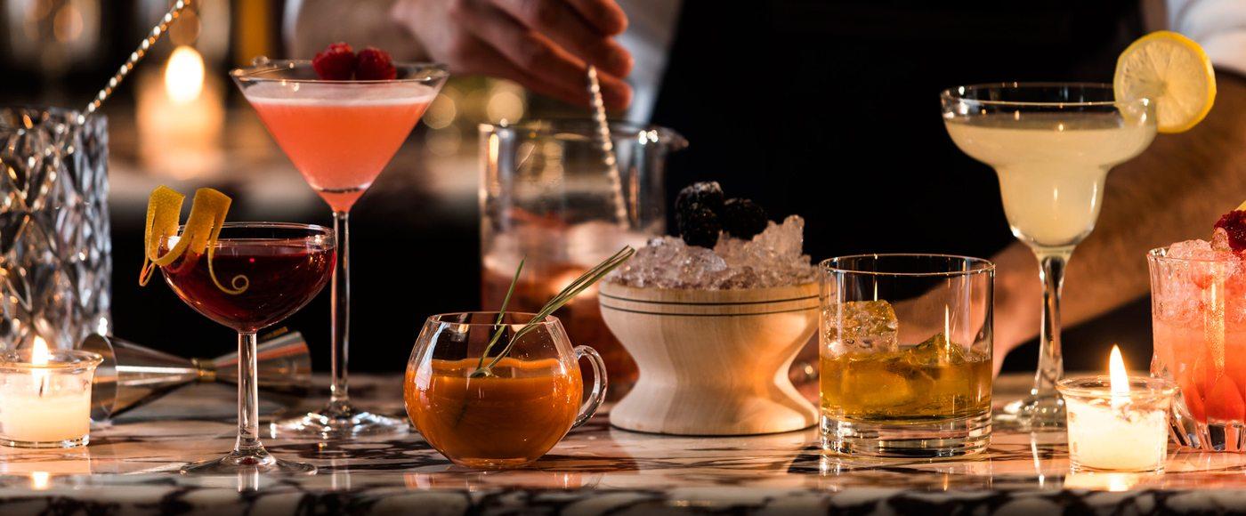 Mexico City cocktails