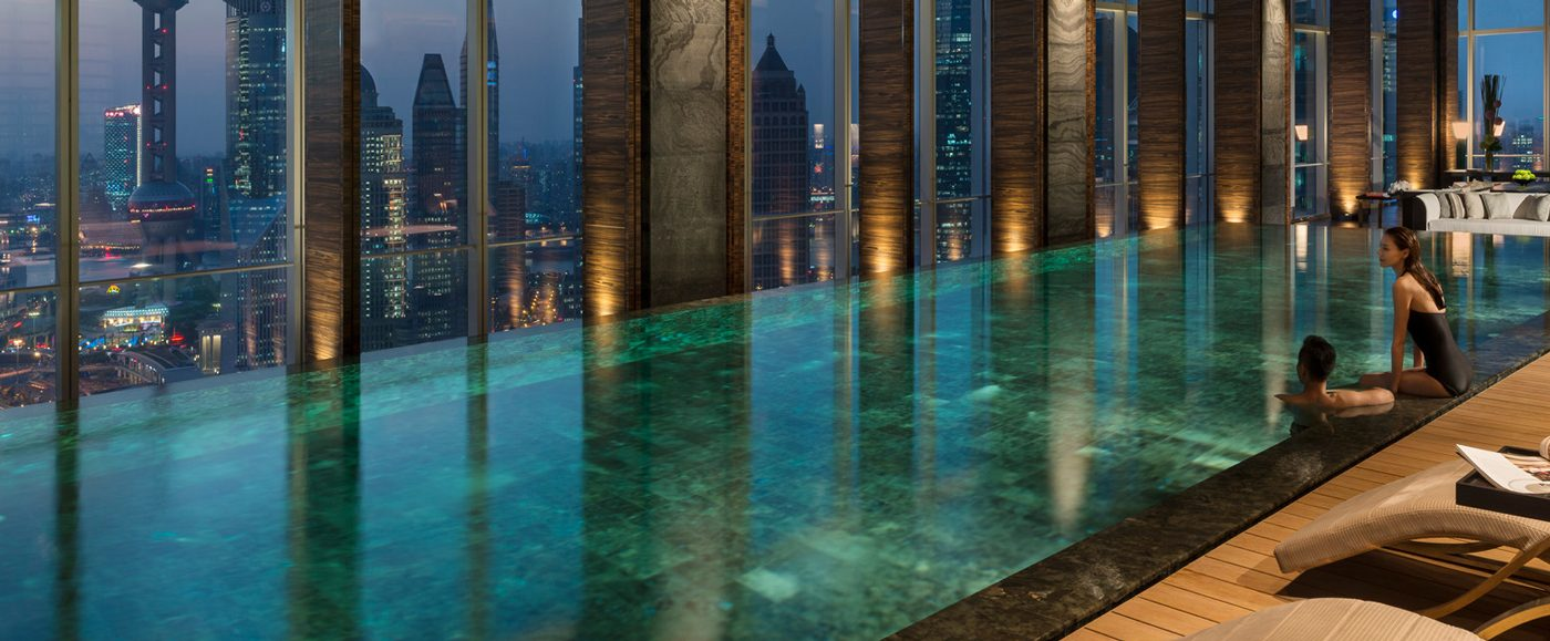 10 Best Pools for Swimming at Night Four Seasons Hotels and Resorts