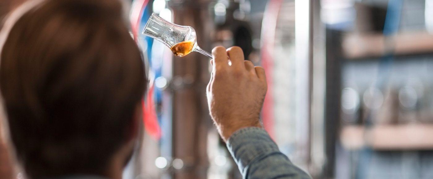 Colorado whiskey tasting