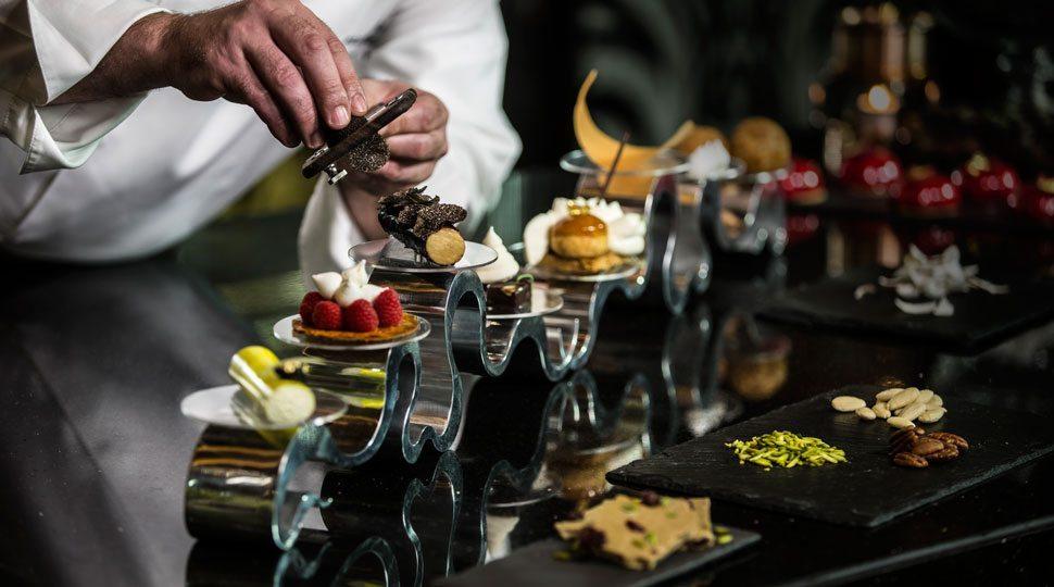 Desserts at Dubai Food Festival