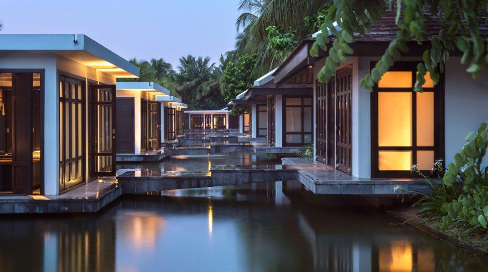Serene villas in Vietnam