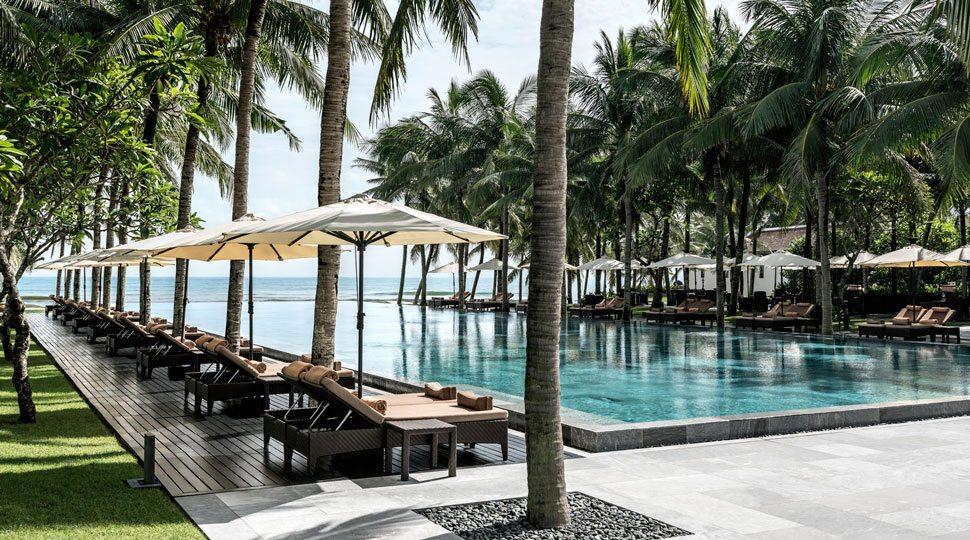 Pool in Vietnam