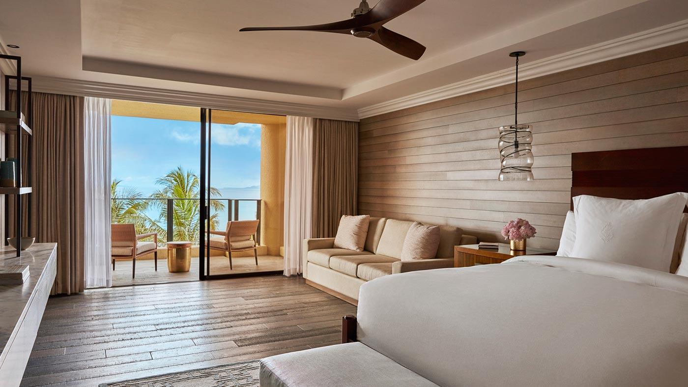 Elite Ocean-Front Suite
