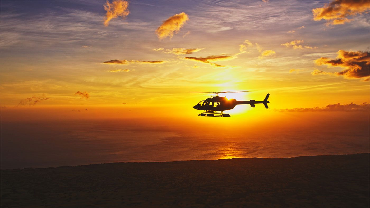 Kona Coffee Helicopter Tour