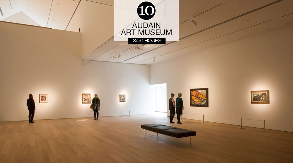 Audain Art Museum, Whistler.