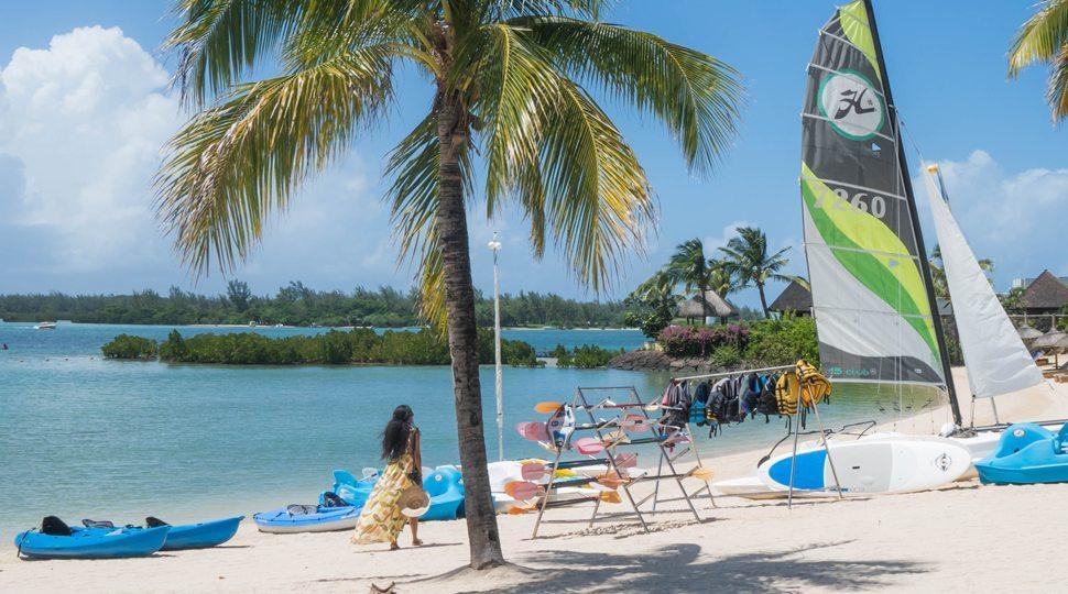 Watersports Centre at the Four Seasons Resort Mauritius at Anahita