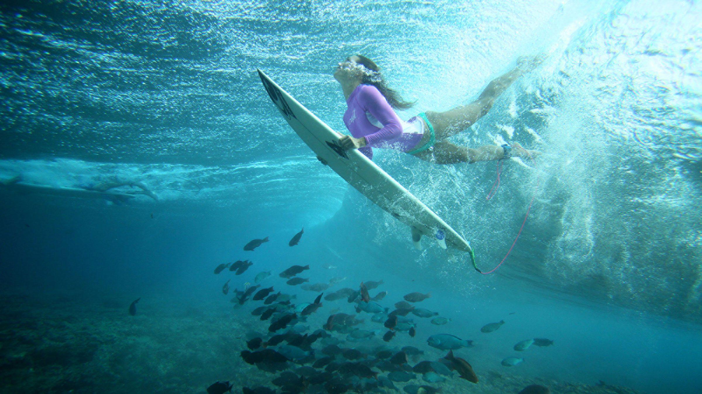 Safári de hidroavião para surfar nas Maldivas
