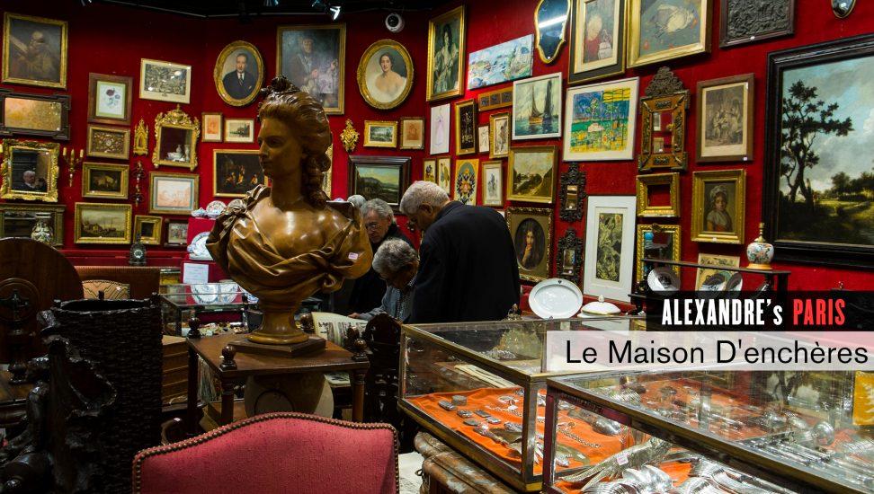 A shop in Paris