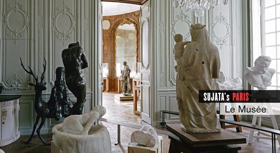 Sujata's Paris Le Musée