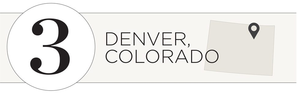 Denver, Colorado banner