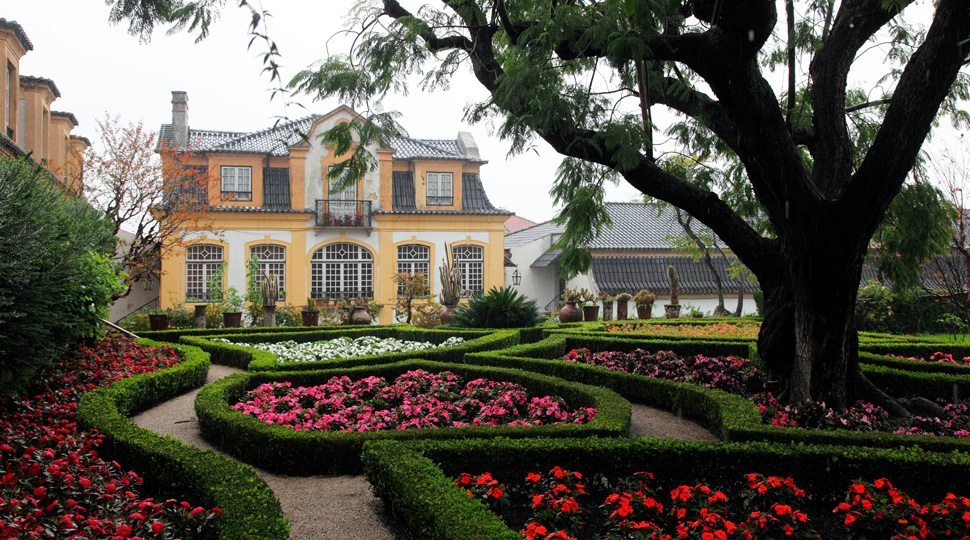 Gardens of the José Maria da Fonseca winery