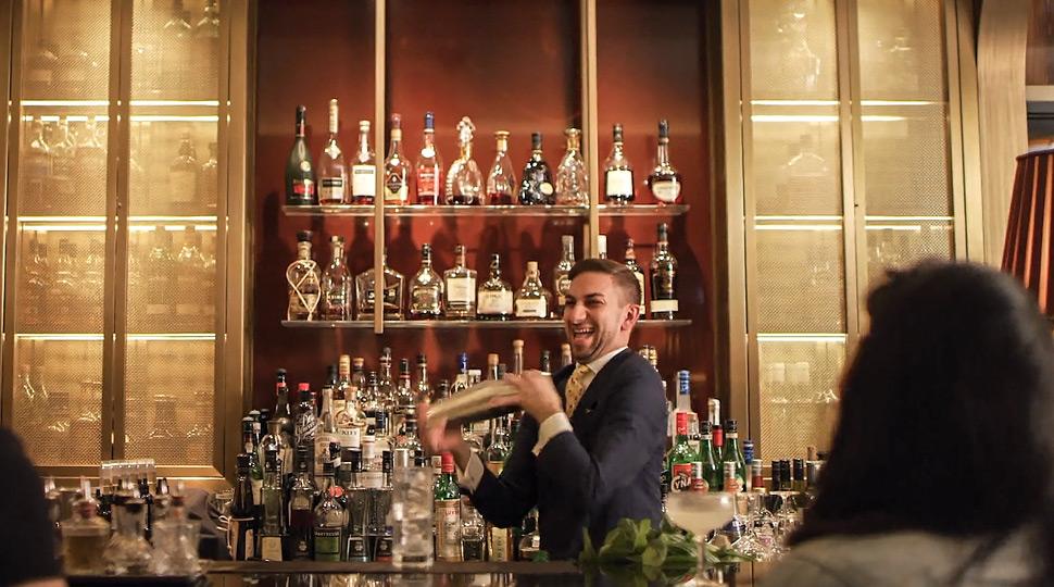 The Bartender Dubai