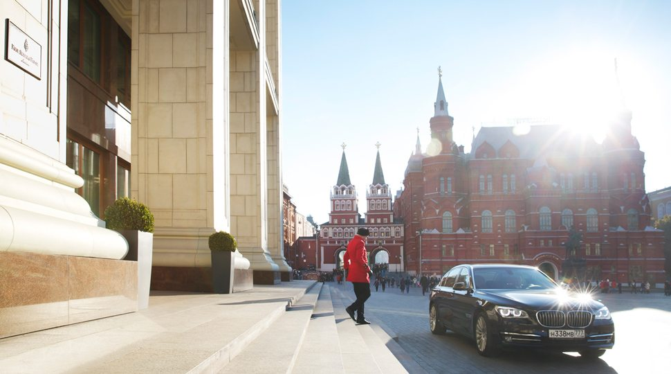 Four Seasons Resort Hotel Moscow