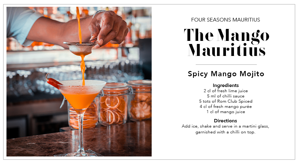 6 Cocktails You Ll Be Craving This Winter Season Four Seasons