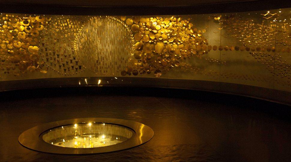 Bogotá's Museo del Oro