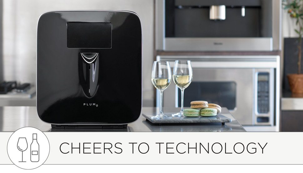 in-room wine dispenser