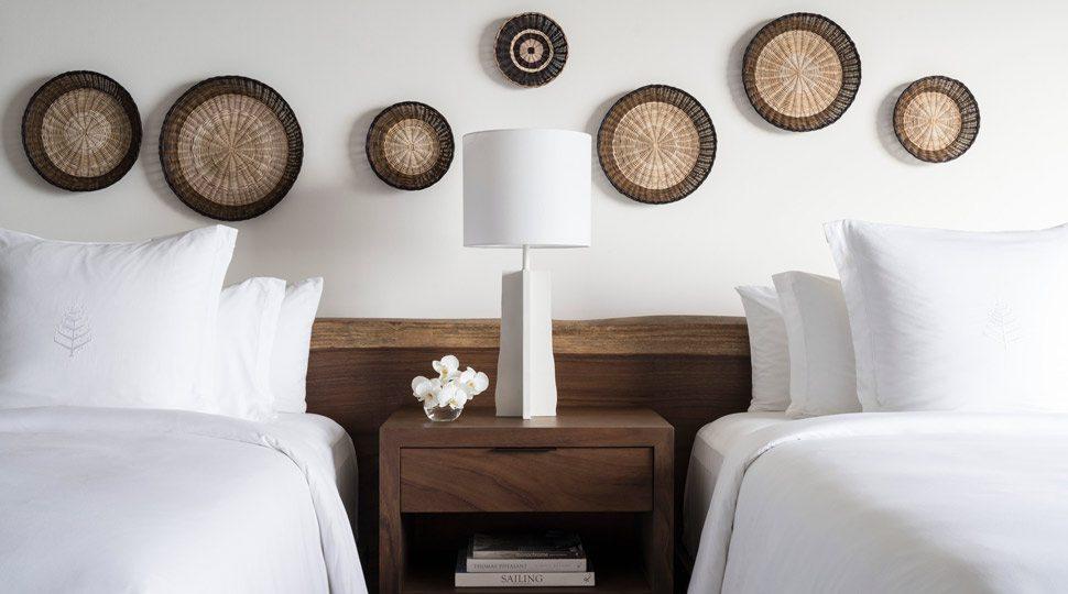 A guest room at Four Seasons Resort Costa Rica at Peninsula Papagayo