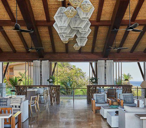 Lobby at Four Seasons Resort Costa Rica